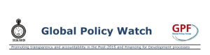 Global Policy Watch