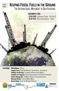 Fracking Flyer Singel
