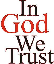 In God We Trust Logo