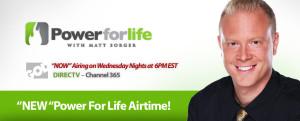 Matt Sorger power for life3