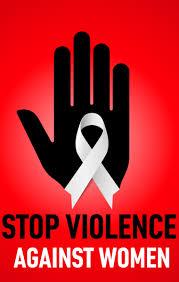 Pics Logo stop violence against women