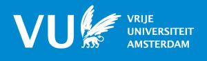 WM Logo blauw VU Vrije University
