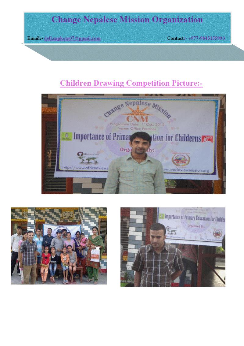 WM Nepal Report Inee (1) Meet-Up