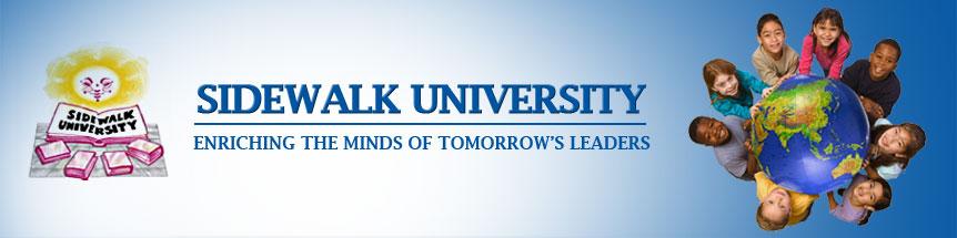 Sidewalk University
