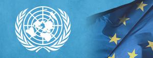 WM UN Brussel Banner