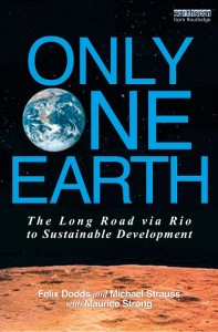 Dodds et al  Only One Earth Cover Design