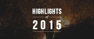 Highlights 2015