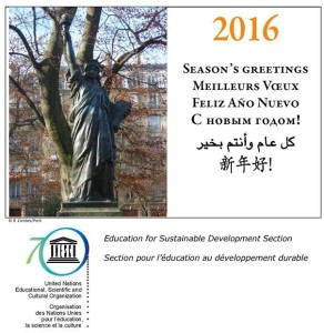 Seasons Greetings Unesco