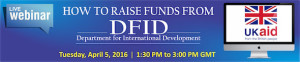 Webinar Funds For NGO's