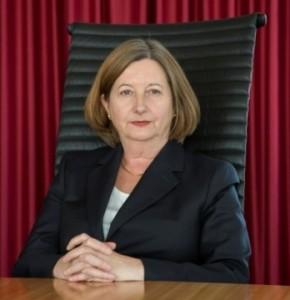 Silvia Alejandra Fernández de Gurmendi Pics