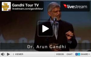 WM GandhiTour_TV