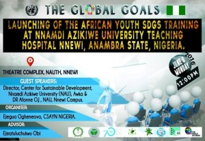 Afr Youth SDG Training