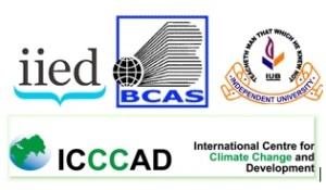 iied bcas icccad intl climate logo