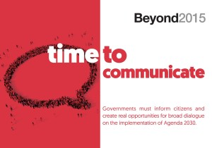 Beyond Time to communicate
