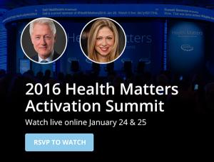 Health Summit Clinton