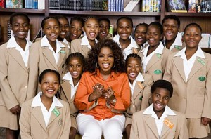 The Oprah Winfrey Leadership Academy for Girls