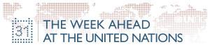 WM UN EU Week ahead