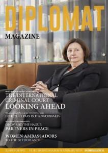 diplomatic magazine
