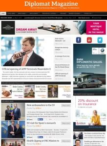 Diplomate Magazine