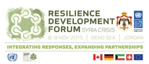 Resilence Dev Forum 8-9 Nov 2015