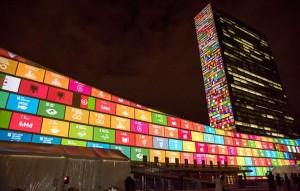 UN New Building 2015