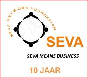 WM Seva-10-jaar logo