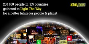Action 2015 light the way