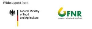FED Agro Food & FNR Logo