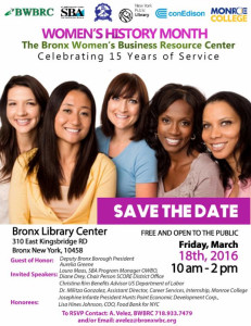 Invitee Bronx Library Center