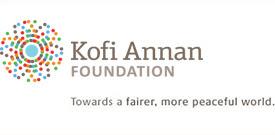 Kofi Annan Foundation logo