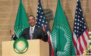 Obama speech at African Union