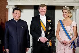 Pics China Pres Koning & Konigin Maxima