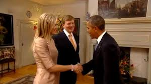 Pics Obama King Queen NL