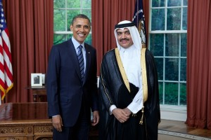 President Barack Obama Ambassador Mohamed Abdullah M. Al Rumaihi, State of Qatar