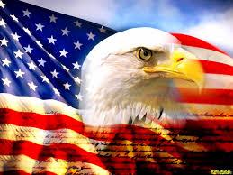 USA Flag & Eagle imagesK2CZZMLG
