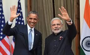 USA Obama & India Modi Pics