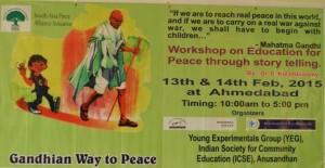 WM India Ghandi Banner clip