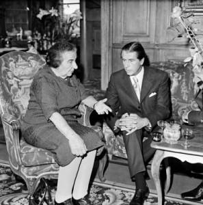 WM Israel Premier Golda Meir
