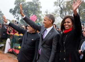 WM Obama india wave