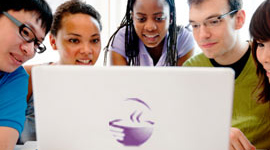WM oneline TechSoup logo