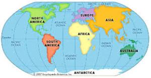 World Maping 4 region U80KBMPS