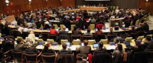 Negotiating the SDGs