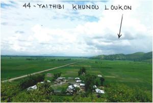 Yaithibi Loukon view