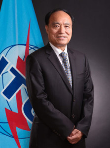 Pics Houlin Zhao ITU Secretary-General