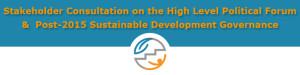Stakeholder consultation logo