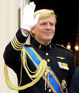 King Willem Alexander NL
