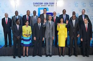 JAMAICA-US-OBAMA-CARICOM