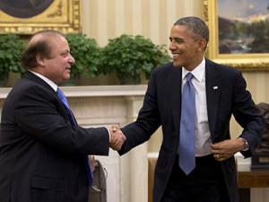 Barack Obama, Nawaz Sharif