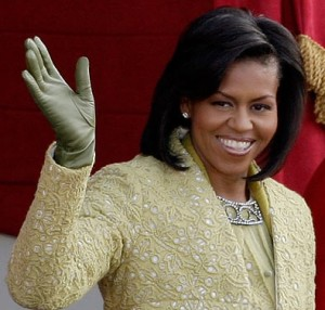 First Lady Michelle Obama, Whitehouse Gov.