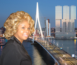 Helene H. Oord Pics Erasmus Bridge R'dam